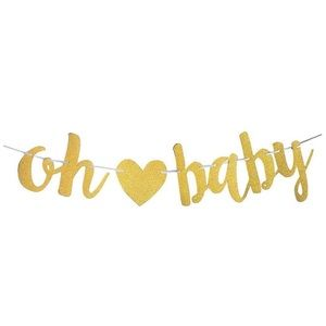 Other - NWT Oh Baby Banner